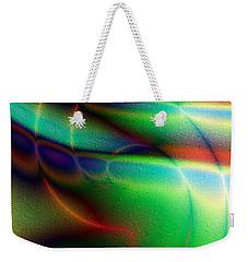 Luces Coloridas Weekender Tote Bag