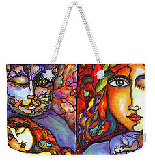 Lucid Dreams Weekender Tote Bag