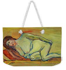 Lucien Who? Weekender Tote Bag