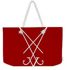 Lucy Sigil Weekender Tote Bag