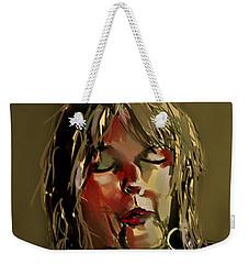 Lucinda Williams  Weekender Tote Bag