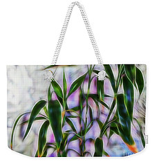 Lucky Bamboo Weekender Tote Bag