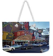 Lucky Strike Club, Las Vegas Weekender Tote Bag