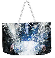 Weekender Tote Bag featuring the photograph Lucky Strike by Jorgo Photography - Wall Art Gallery