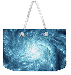 Lucy Galaxy Weekender Tote Bag
