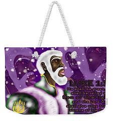 Luke 1.32 Weekender Tote Bag