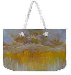 Luminescence Weekender Tote Bag