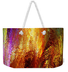 Luminous - Abstract Art Weekender Tote Bag by Jaison Cianelli