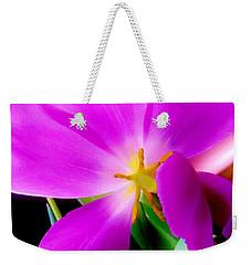 Luminous Tulips Weekender Tote Bag