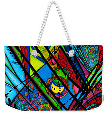 Luminus Aka Light  Weekender Tote Bag