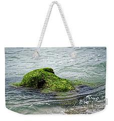 Lumot Moss Seal Weekender Tote Bag