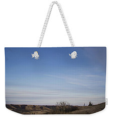 Lumsden Moon Rising Weekender Tote Bag