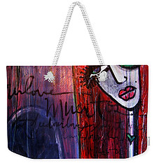Luna Our Love Muertos Weekender Tote Bag