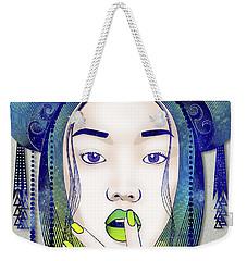 Luna Weekender Tote Bag