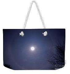 Lunar Corona Weekender Tote Bag