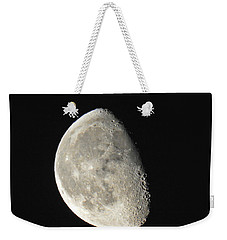 Lunar Delight Weekender Tote Bag