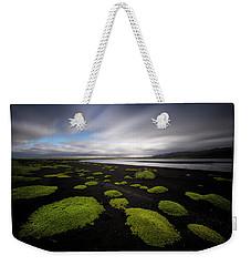 Lunar Moss Weekender Tote Bag