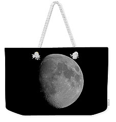 Lunarcy Over Cape Cod Canal Weekender Tote Bag