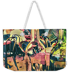 Lunch At Smiths Weekender Tote Bag