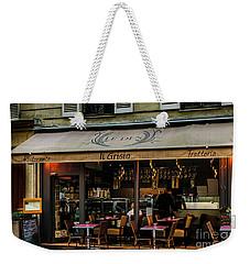 Lunch In Paris Weekender Tote Bag