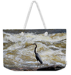 Lunch In The James River 2 Weekender Tote Bag