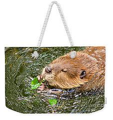 Lunch Time Weekender Tote Bag