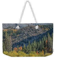 Lundy Canyon Weekender Tote Bag
