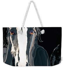 Lungta Windhorse No. 2-energy Weekender Tote Bag