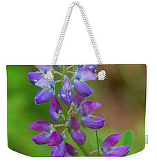 Lupine Weekender Tote Bag by Sean Griffin
