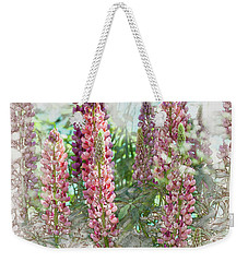Lupine Weekender Tote Bag