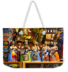 Lupitas Weekender Tote Bag by Steven Sparks