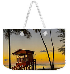 Luquillo Sunset  Weekender Tote Bag