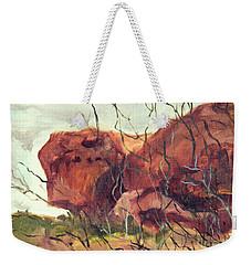 Lurking Rock Weekender Tote Bag
