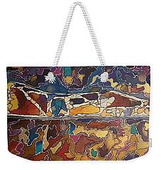 Lustrous Disposition Weekender Tote Bag