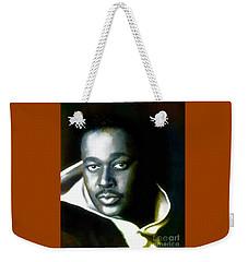 Luther Vandross - Singer  Weekender Tote Bag