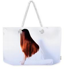 Luxurious Hair Weekender Tote Bag