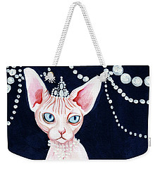 Luxurious Sphynx Weekender Tote Bag