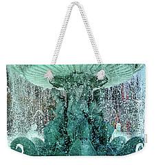 Lv Fountain Weekender Tote Bag