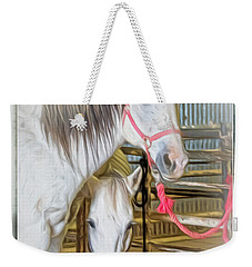 Lvha_ Digital Art Painting #1 Weekender Tote Bag