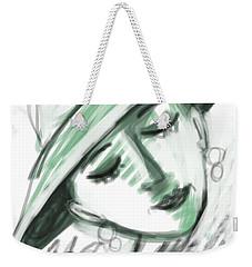 Lydia Weekender Tote Bag by Elaine Lanoue