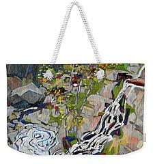 Lyn Hairpin Weekender Tote Bag
