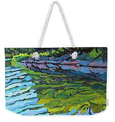 Lyndhurst Shoreline Weekender Tote Bag