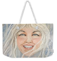 Lynnportrait Of A Young Woman  Weekender Tote Bag