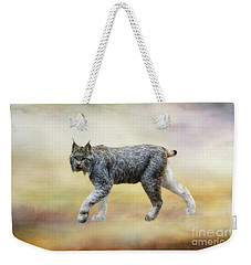 Lynx Weekender Tote Bag