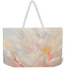 Lyrical Weekender Tote Bag