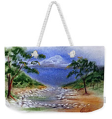 Lytle Creek Weekender Tote Bag
