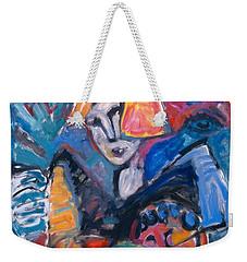M Holy V Weekender Tote Bag