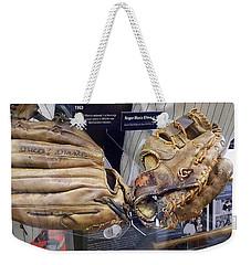 M N M Boys' Gloves Weekender Tote Bag by Rob Hans