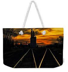 M Track Weekender Tote Bag