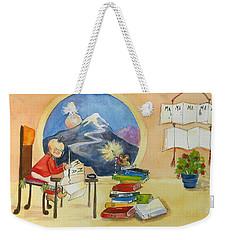 MA  Weekender Tote Bag
